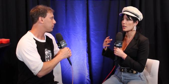 Throwback Thursday: Halsey on The Adam Bomb Show