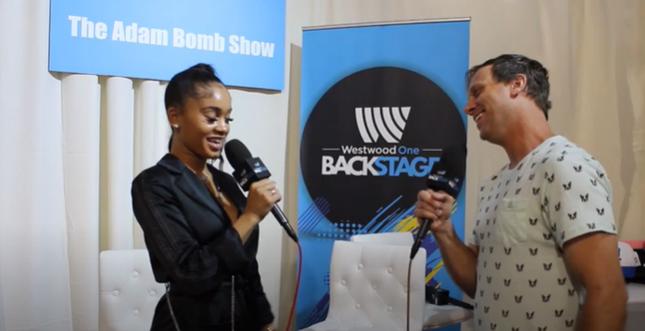 Fallback Friday: Saweetie on The Adam Bomb Show