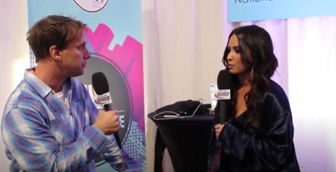 Throwback Thursday: Demi Lovato on The Adam Bomb Show