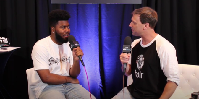 Throwback Interview: Khalid on The Adam Bomb Show