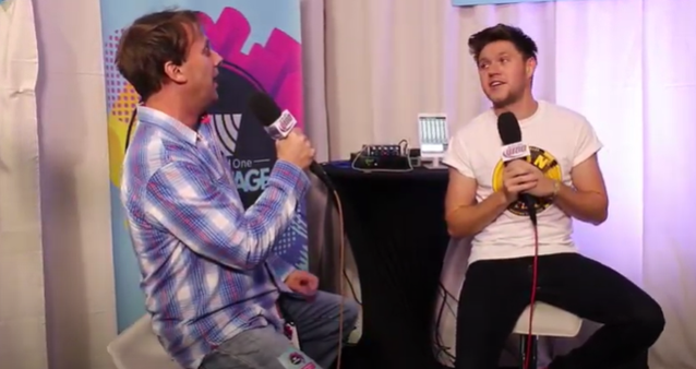 Throwback Interview: Niall Horan on The Adam Bomb Show