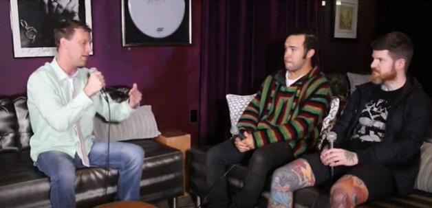 Fall Out Boy YouTube Screenshot