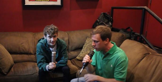 Throwback Thursday: Troye Sivan on The Adam Bomb Show