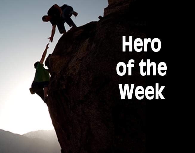 Heroes of the Week: Charlie and Paige Winter