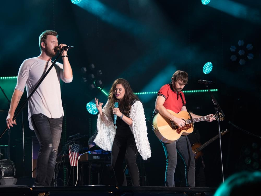 """Listen to Lady Antebellum's Heavy-Hearted New Single, """"What If I Never Get Over You"""""""