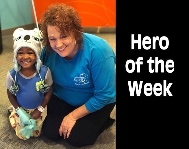 Hero of the Week: Elizabeth Stewart