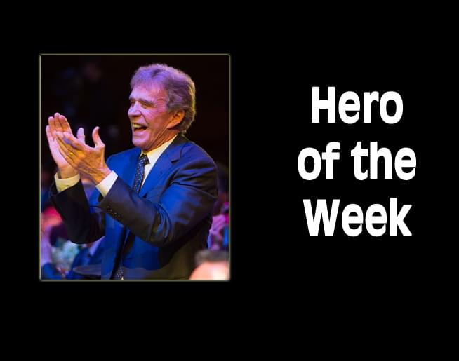 Hero of the Week: Bob Kingsley