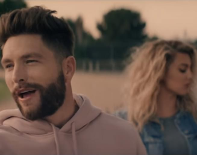 "The Song Remembers When: Chris Lane featuring Tori Kelly – ""Take Back Home Girl"""