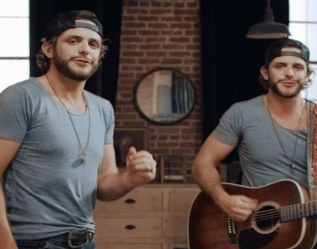 "The Song Remembers When: Thomas Rhett – ""Make Me Wanna"""