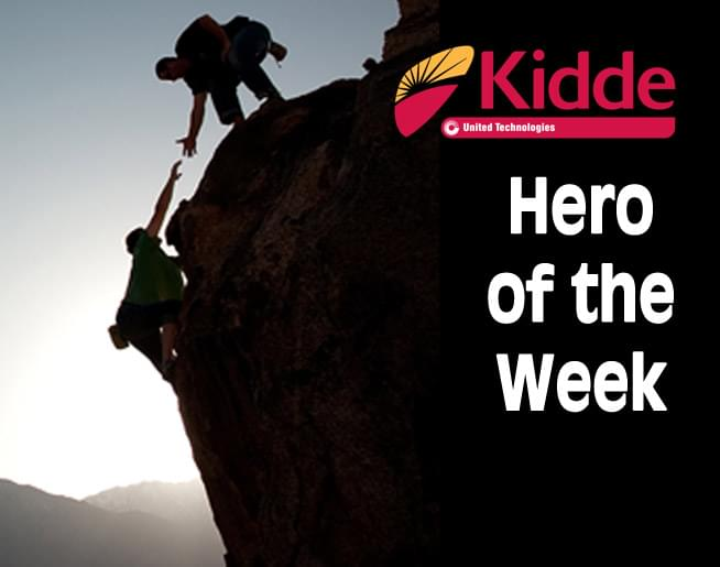 Hero of the Week: Keoni Ching