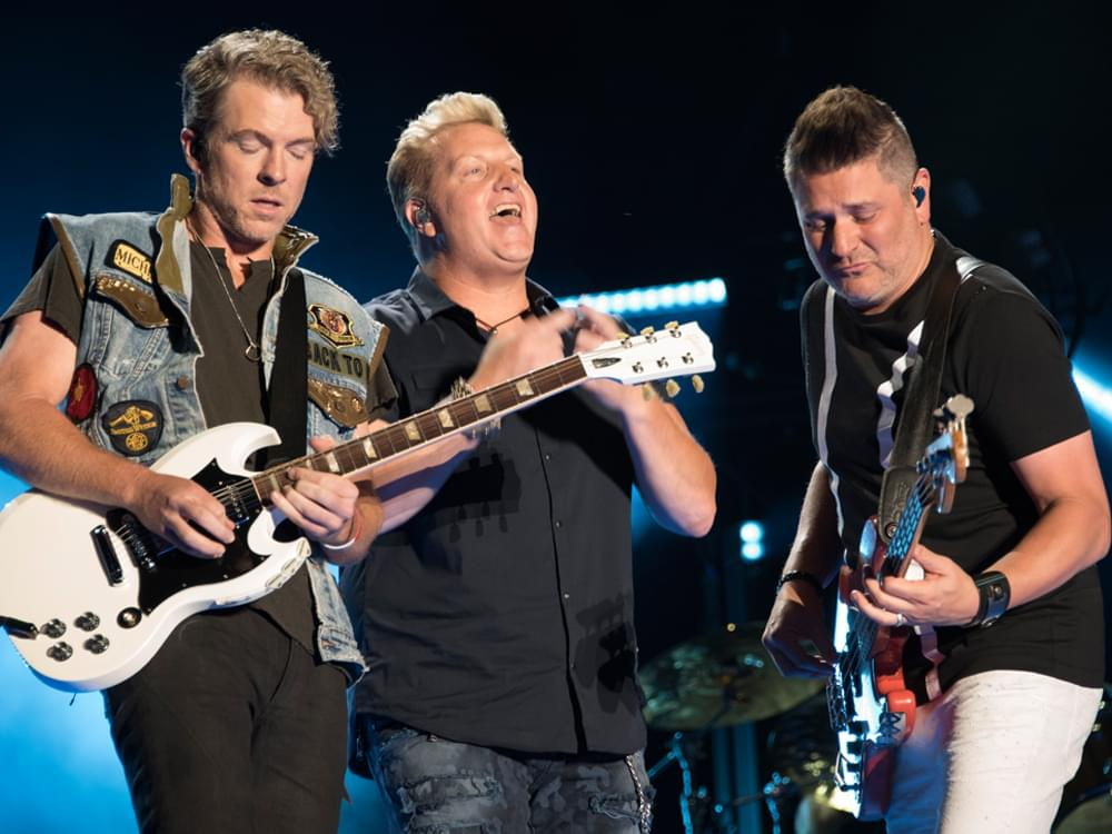 Rascal Flatts Extends Farewell Tour With 11 New Dates