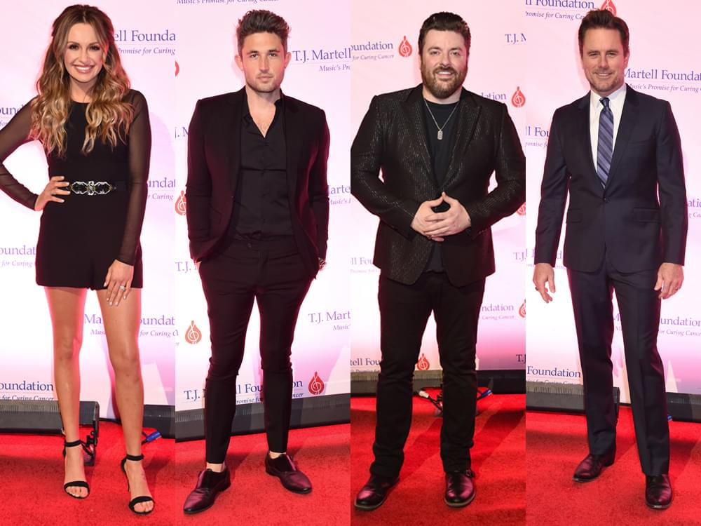 Carly Pearce, Michael Ray, Chris Young, Charles Esten & More Help Raise $1 Million at 12th Annual T.J. Martell Foundation Gala