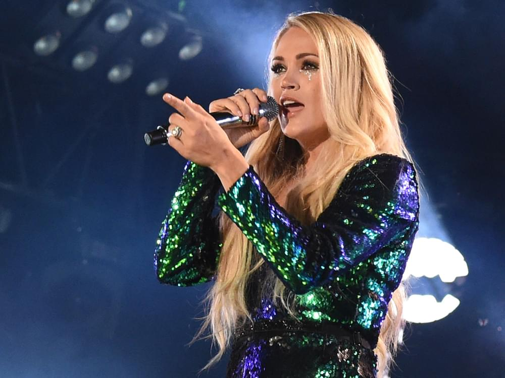 "Carrie Underwood on Confidence: ""Some Days You've Just Got to Fake It"""