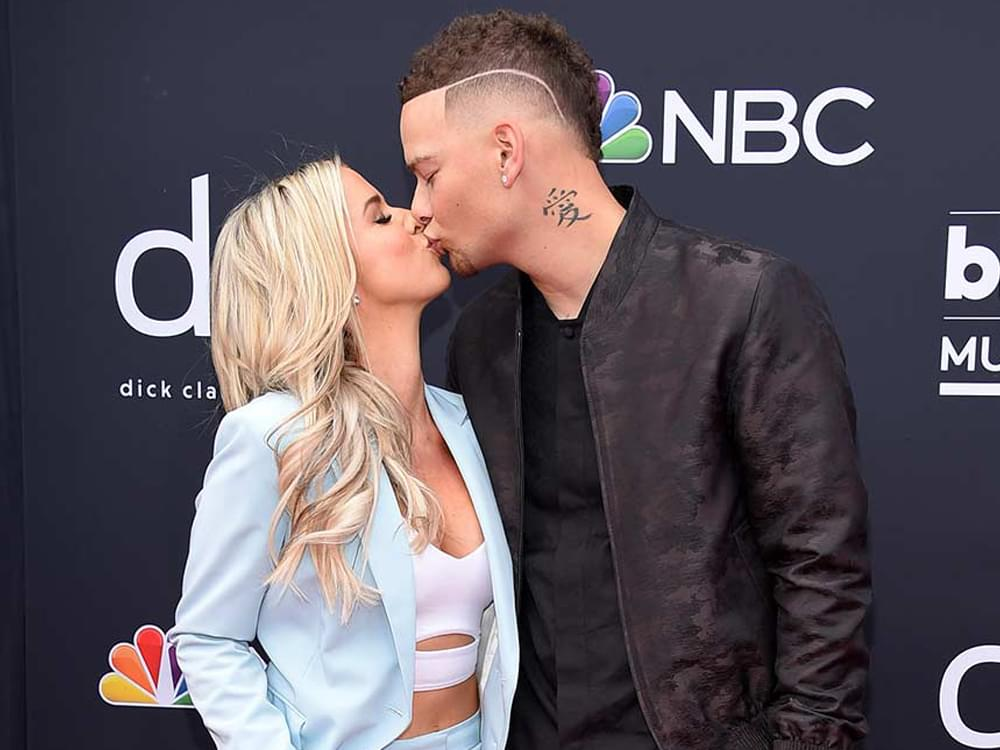 "Kane Brown Says He's Learned a Lot About Himself as a Father: ""She's Taught Me Patience"""