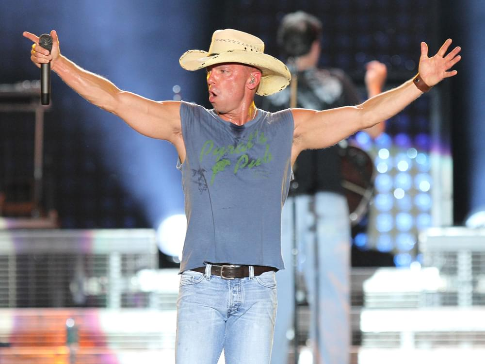 Kenny Chesney Ties Garth Brooks With 9th No. 1 Album on the All-Genre Billboard 200 Chart