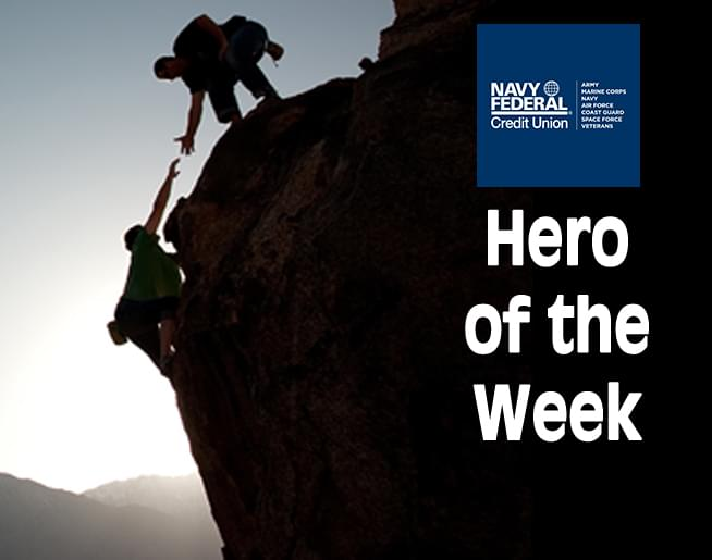 Hero of the Week: Ethan LaBerge