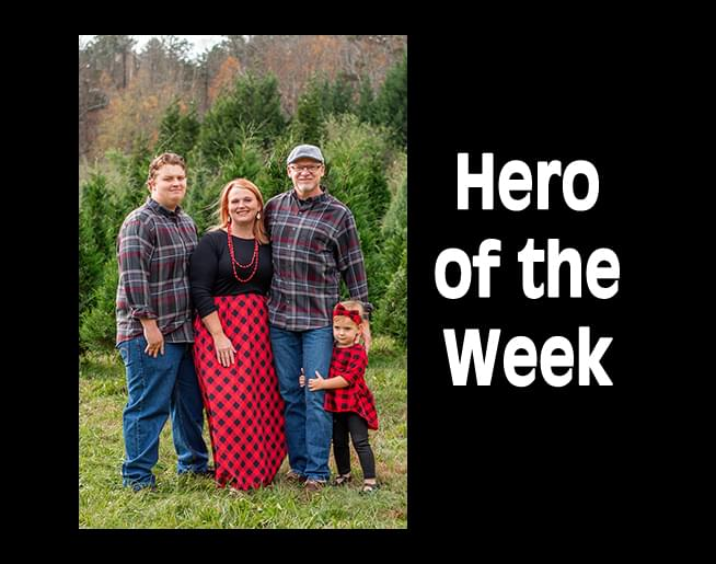 Hero of the Week: The Murray Family