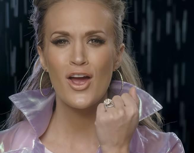 "The Song Remembers When: Carrie Underwood – ""Something In The Water"""