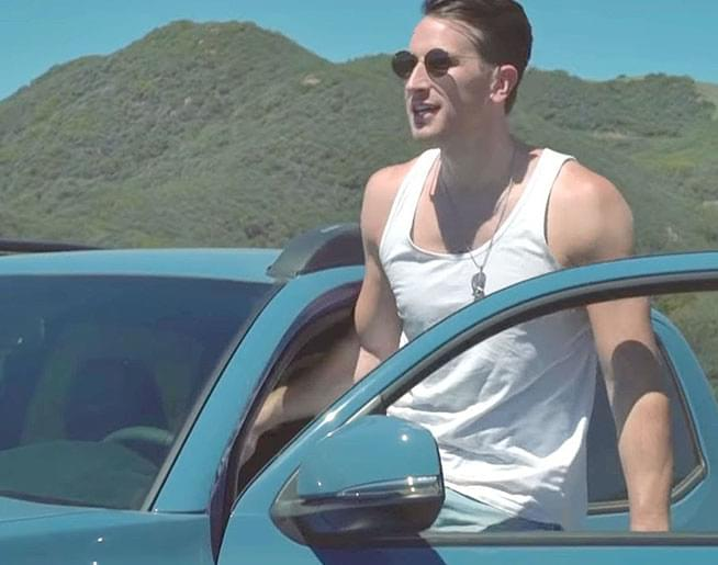 """The Song Remembers When: Russell Dickerson – """"Blue Tacoma"""""""