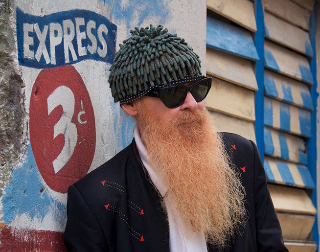 The Back Forty: Billy F Gibbons