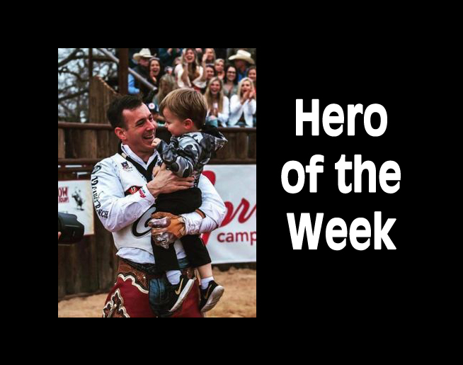 Hero of the Week: Tim O'Connell