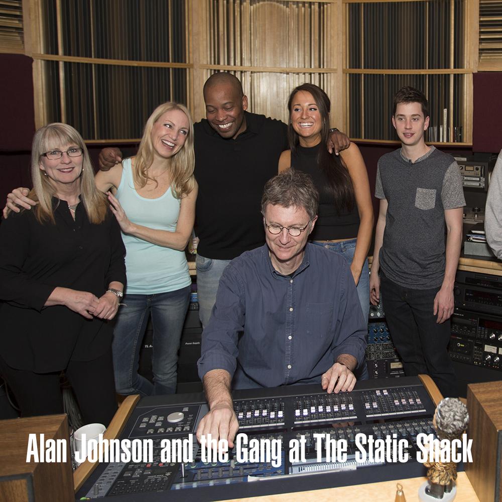 Alan+Static Shack