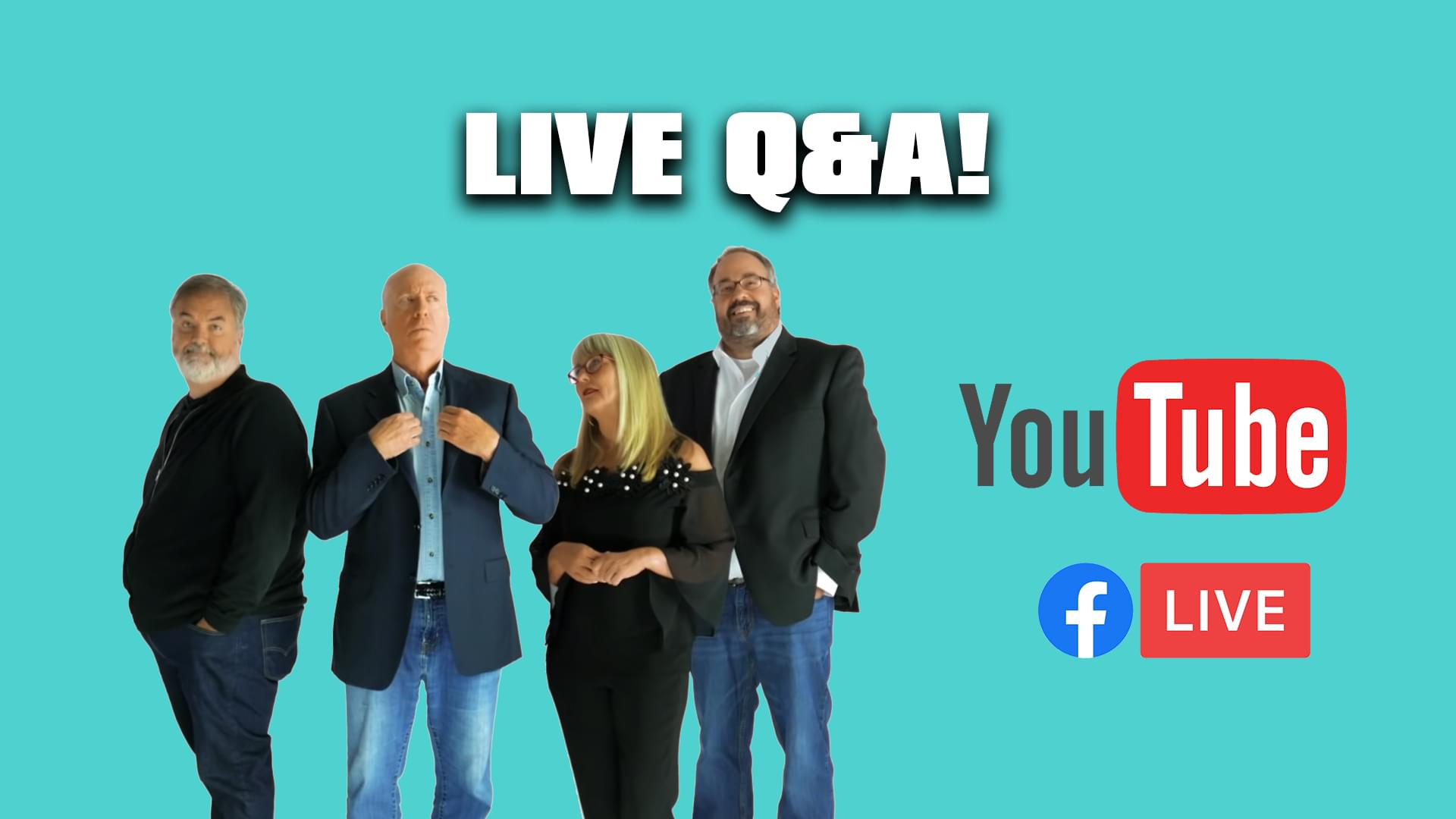 Live Q&A – Ask Tom, Chick, Kristi and Josh Anything!