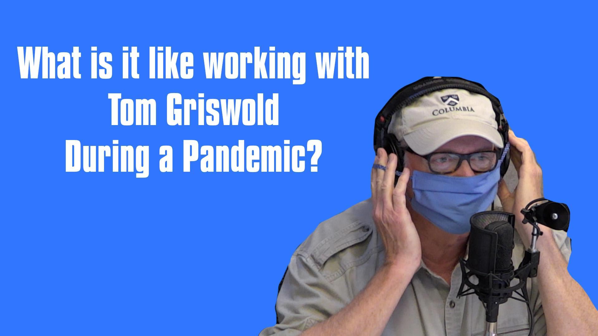 Pandemic Tom