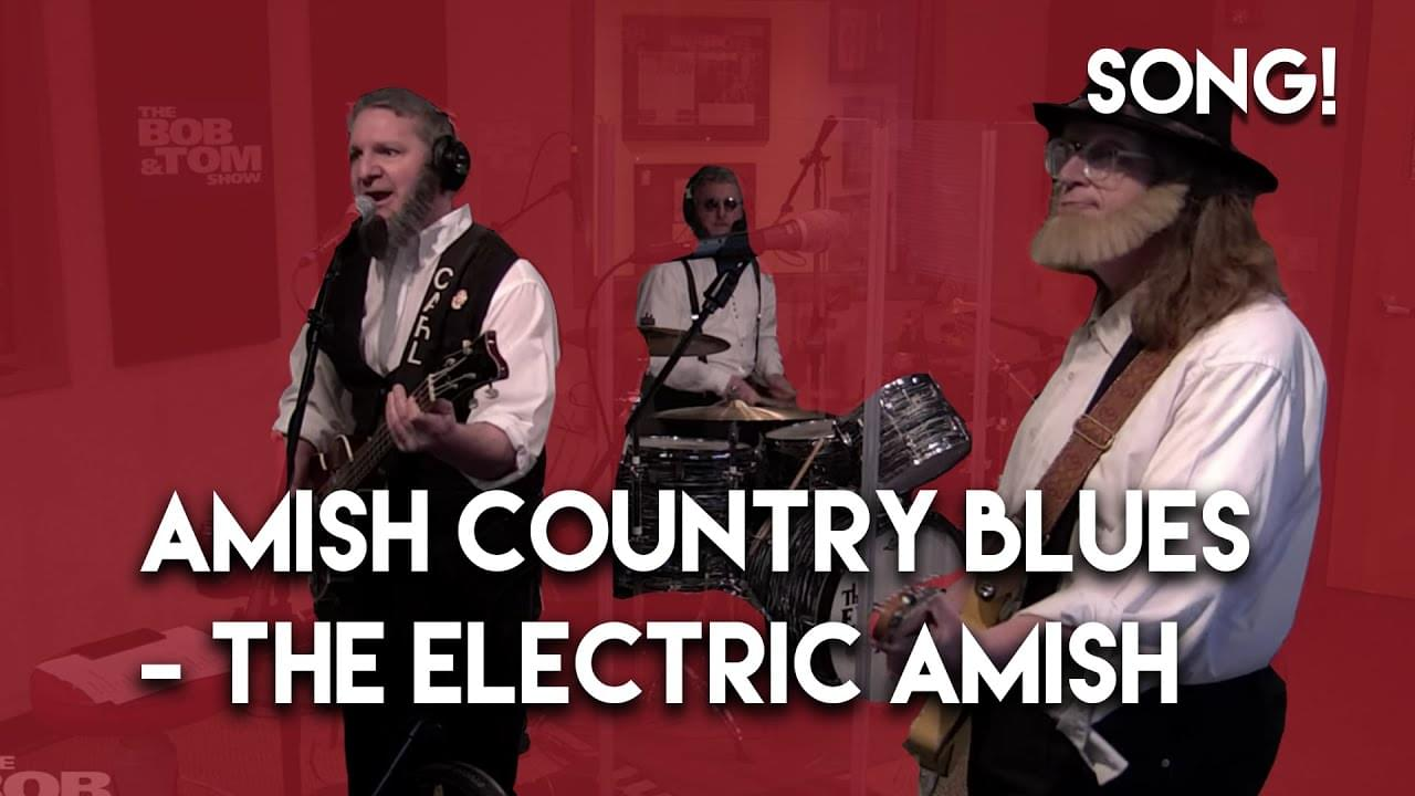 Amish Country Blues – The Electric Amish
