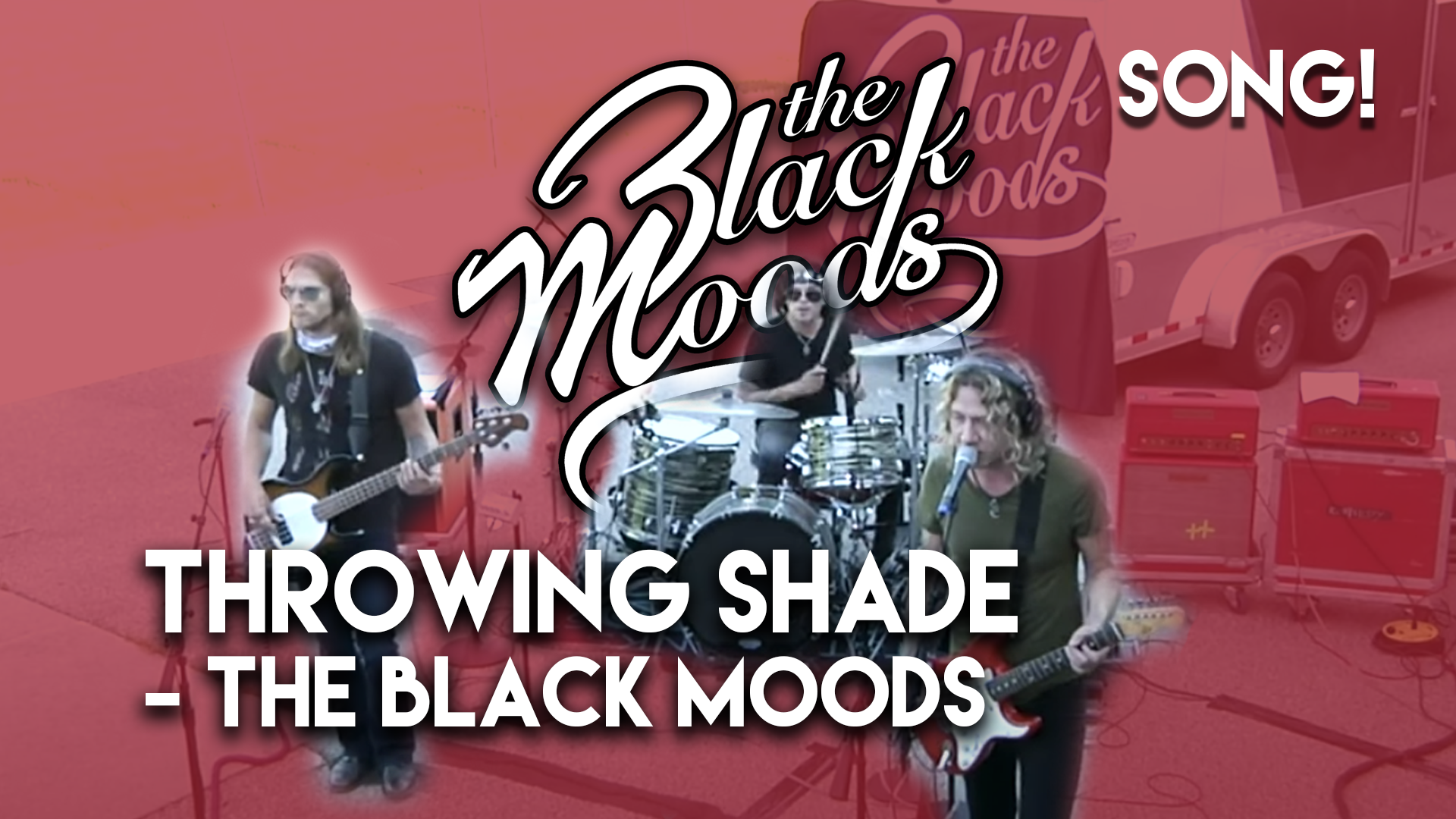 Throwing Shade by The Black Moods