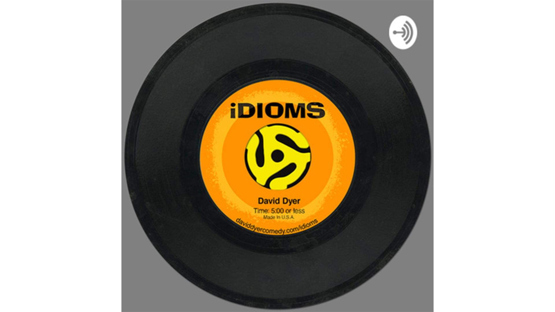Idioms Podcast with David Dyer – Episode 17 – Get Your Goat…