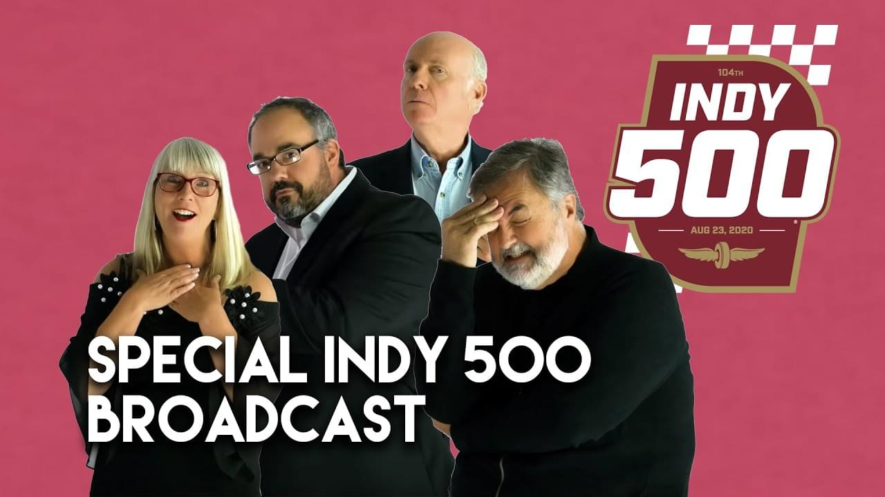 Indy 500 Race Morning Broadcast