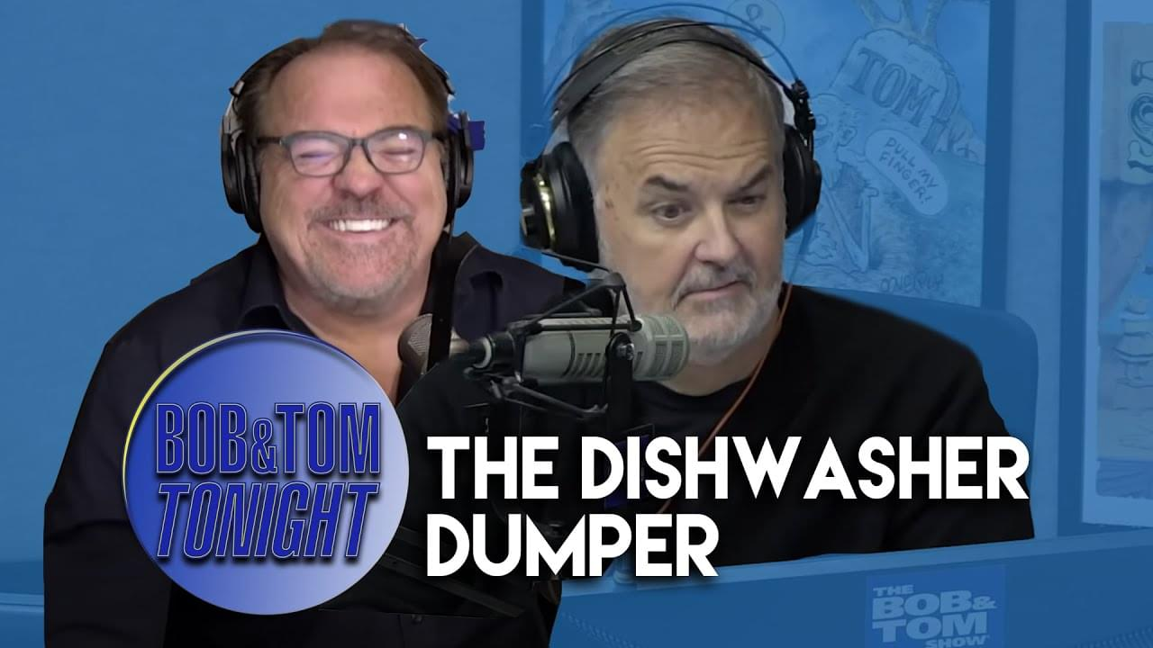 The Dishwasher Dumper | B&T Tonight