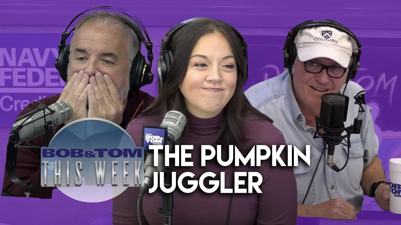 The Pumpkin Juggler | B&T This Week