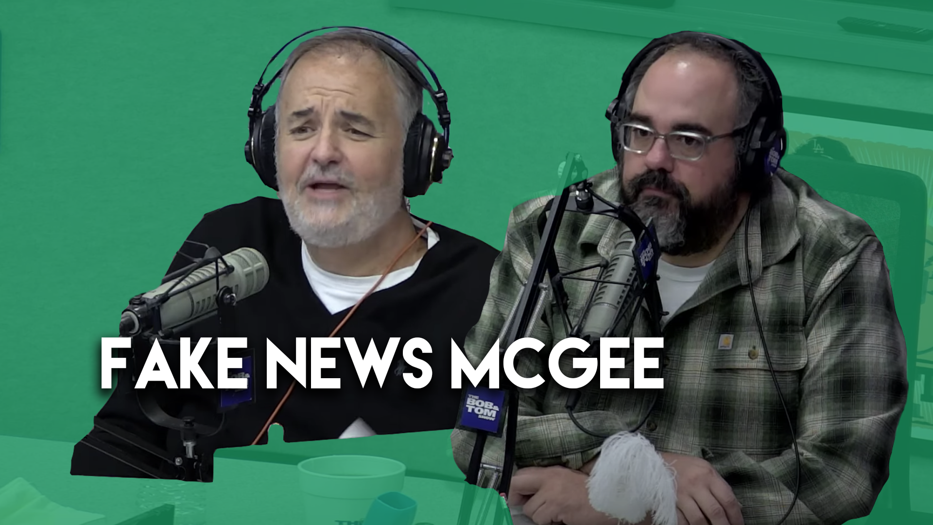 Fake News McGee