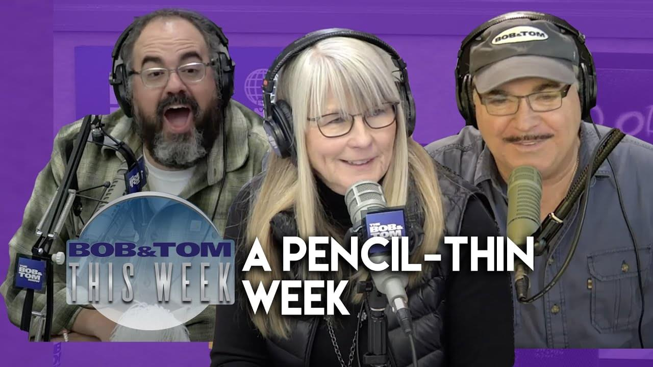 A Pencil-Thin Week | B&T This Week