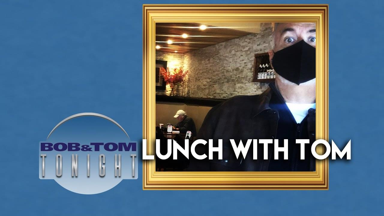 Lunch with Tom | B&T Tonight