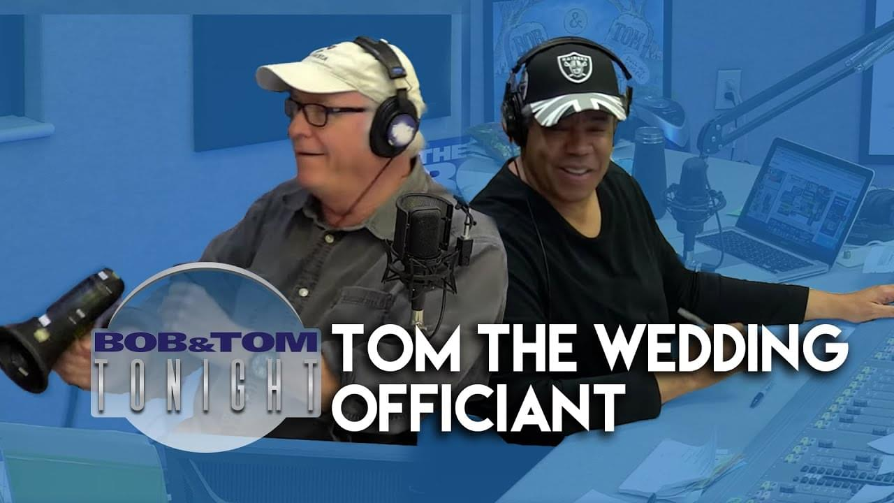 Tom Griswold, Wedding Officiant | B&T Tonight