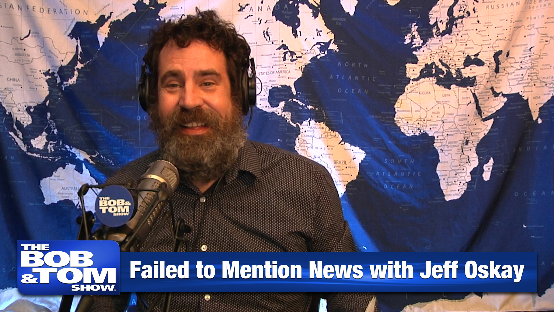 Failed to Mention News with Jeff Oskay
