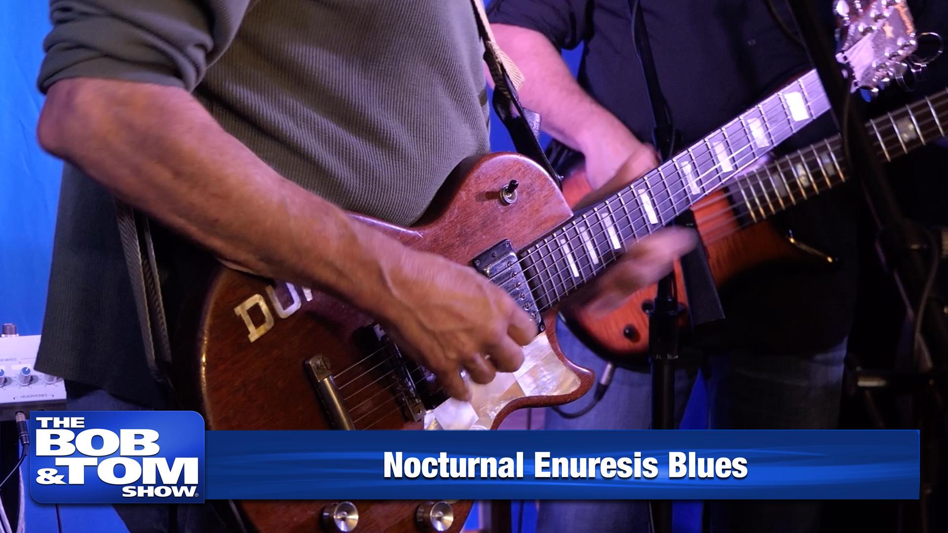 Nocturnal Enuresis Blues with Pat Godwin