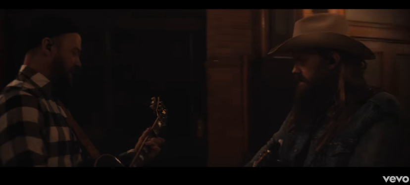Justin Timberlake and Chris Stapleton – Say Something [ WATCH]