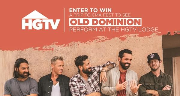 Win a Trip to Meet Old Dominion at CMA Music Fest