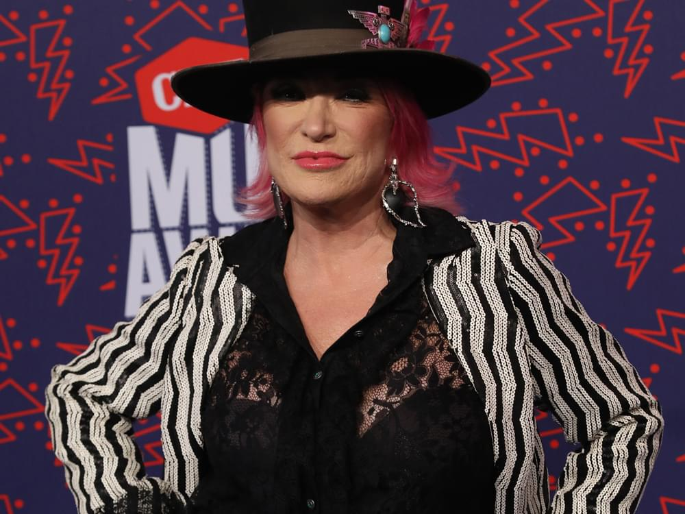"Tanya Tucker Announces Rescheduled Dates on ""CMT Next Women of Country Tour"""