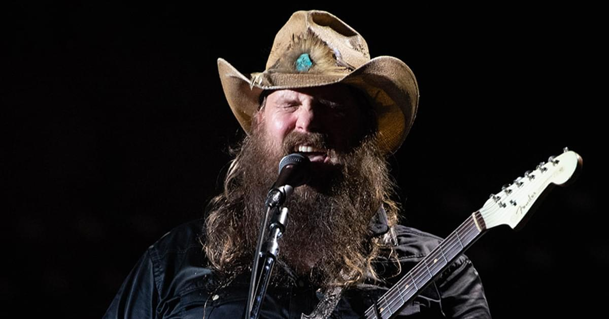 "Chris Stapleton Announces New Album, ""Starting Over,"" and 2021 Tour"