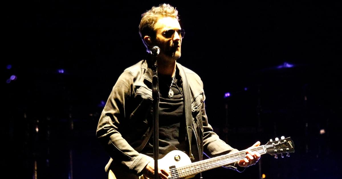 "Eric Church Dedicates New Song, ""Through My Ray-Bans,"" to Route 91 Harvest Festival Fans [Listen]"