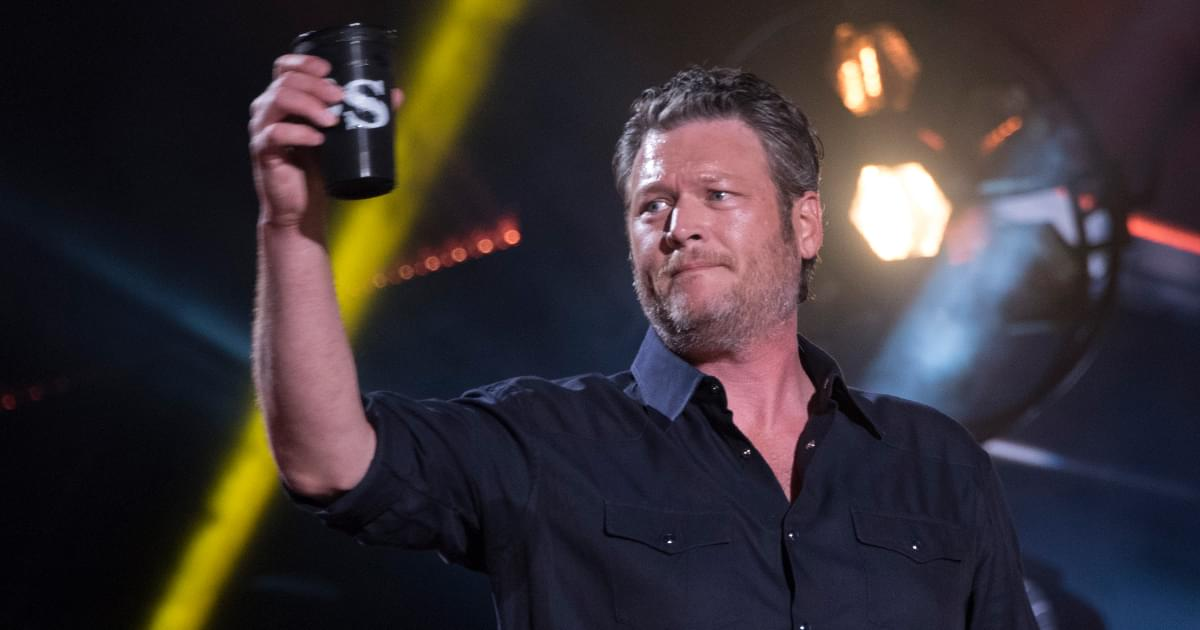 Blake Shelton Has Recorded The Most Fun Song Of His Career
