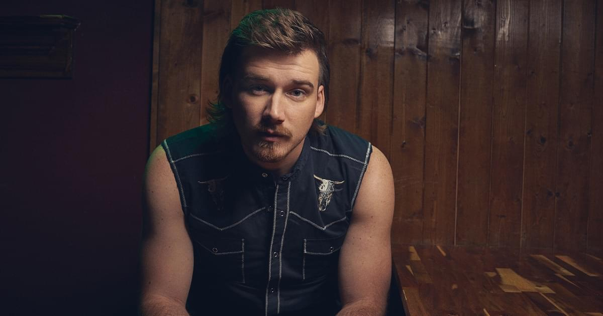 Morgan Wallen Thought A Double Album Was A Pipe Dream
