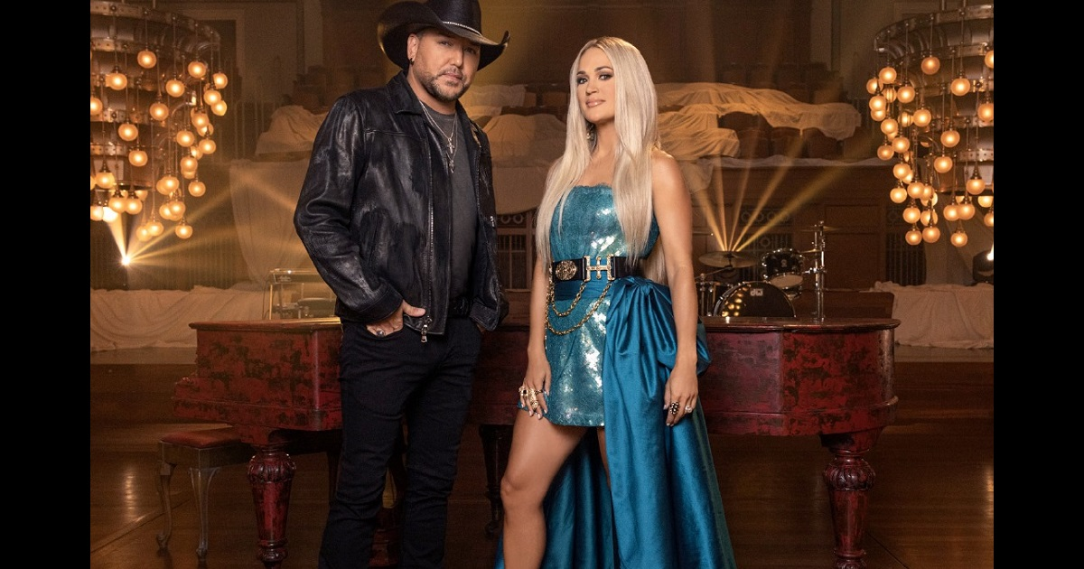 """Jason Aldean & Carrie Underwood's Music Video for """"If I Didn't Love You"""" is Out Now"""