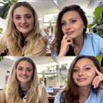 """Aly & AJ Talk New Album """"a touch of the beat"""", Potential Breakup Song, Disney Days & More"""