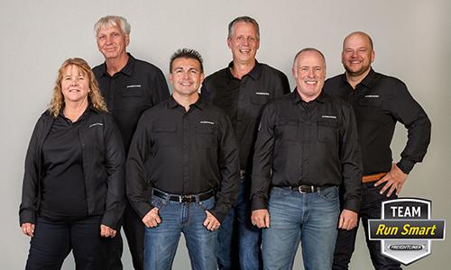 Freightliner's Team Run Smart Deepens Focus on Careers in Professional Truck Driving